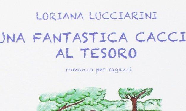 """""""Una Fantastica Caccia al Tesoro"""" – Loriana Lucciarini"""