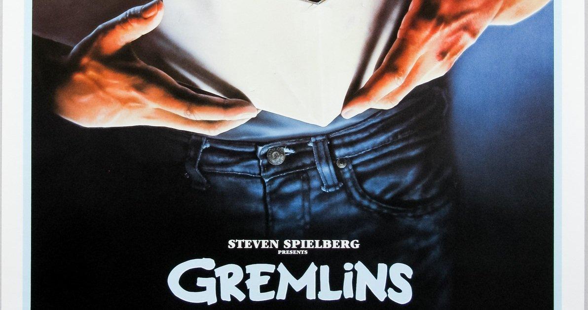 Mogwai e Gremlins: lo scrigno del bene e del male
