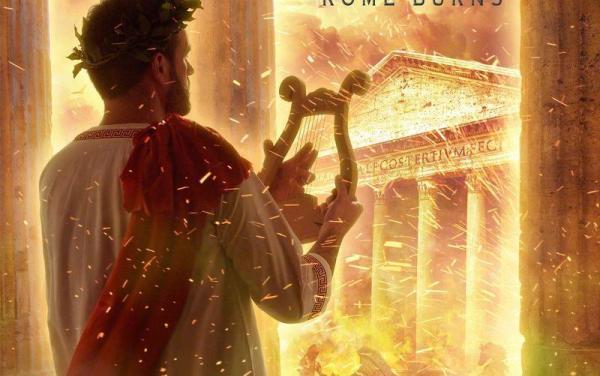 Nerone e il palcoscenico di fuoco: dalla Roma di Tacito agli Imperivm