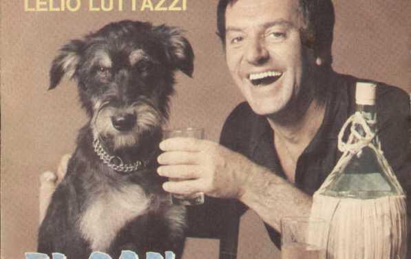 Lelio Luttazzi e il cane triestino amico di…vino