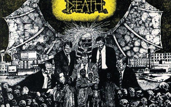 I Napalm Death contro la società e il capitalismo: la cover di Scum