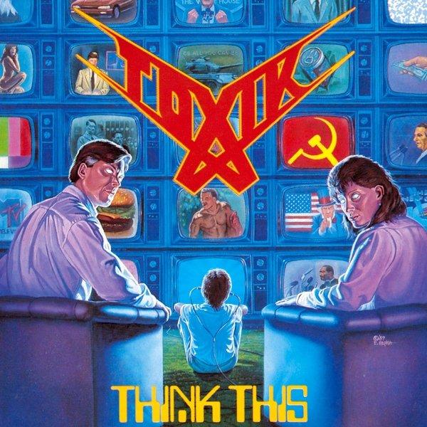 Think This: il controllo della mente nella musica dei Toxik