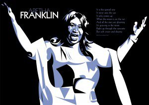 aretha franklin poster art people gallery