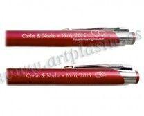 Bolígrafos promocionales personalizados
