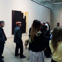 At the Clyfford Still with GALLERY M