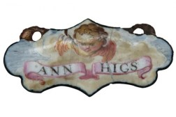 Ann_Higs_enamel_token,_mid_eighteenth_century___Foundling_Museum,_London_560_373_s_c1