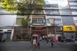Image Credit: Casa do Povo, front of the building designed by Ernest Carvalho Mange. Photo: Julia Moraes, courtesy of Casa do Povo