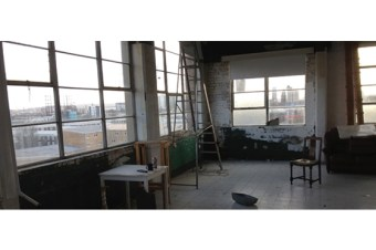 Limehouse studios interior (example only)