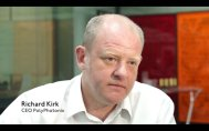 Episode 4 – Richard Kirk, CEO, PolyPhotonix