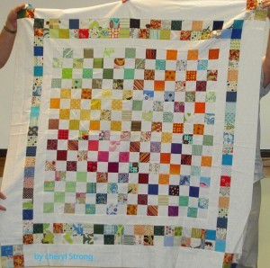 Cheryl's Donation Quilt