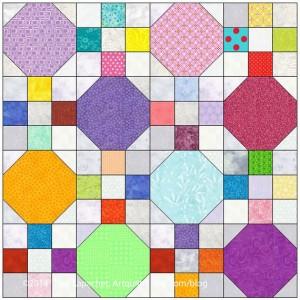 Octagon Nine Patch Test