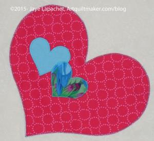 Lovey Heart Block