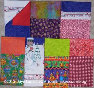7 Christmas Pillowcases