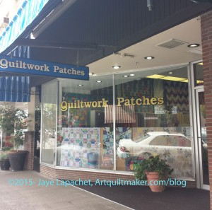 Quiltwork Patches