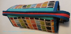 Watercolor Box Sew Together Bag
