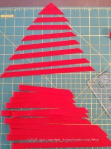 Look How Many Bias Strips!!