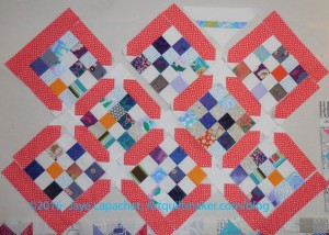 Cutting Corners Donation Quilt