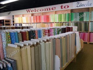 Zinck's quilting cottons