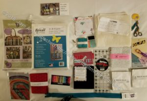 QuiltCon Day 3 Purchases