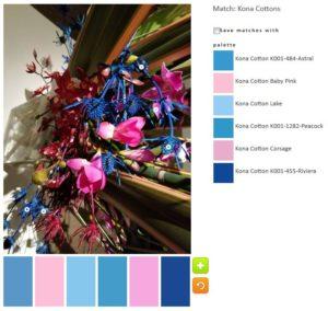 ColorPlay: DeYoung Flowers n.3