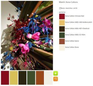 ColorPlay: DeYoung Flowers n.6