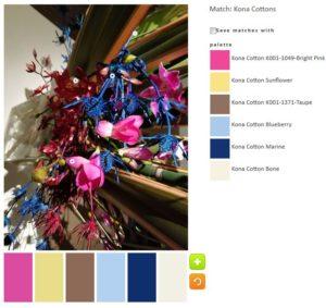 ColorPlay: DeYoung Flowers n.8