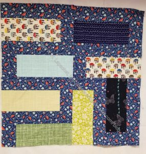 Retreat Charity quilt