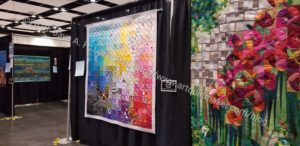 Fabric of the Year 2016: PIQF display location