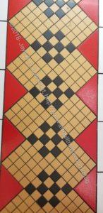 Downtown Disney tile motif