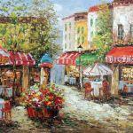 Famous Restaurant Paintings