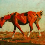 Easy Horse Paintings