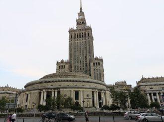 ArTravel   Palazzo della Cultura e della Scienza   Varsavia