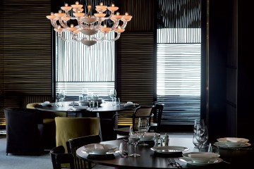Filippo La Mantia - Dinner Room