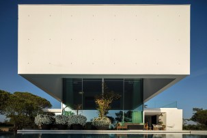 QL House vue façade