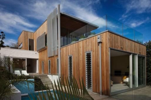 Brown Vujcich House, © Patrick Reynolds