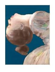 Sans titre, 6080713 Katinka Lampe Technique : huile sur toile, 80 x 60 cm, 2017.