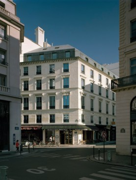 Studio Vincent Eschalier architect, 33 Rue Vivienne, 75001 Paris.