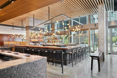 Wild Ginger McKenzie. Seattle, Washington. Image license: SkB Architects and Wild Ginger. © Copyright 2018 Benjamin Benschneider All Rights Reserved. Usage may be arranged by contacting Benjamin Benschneider Photography.