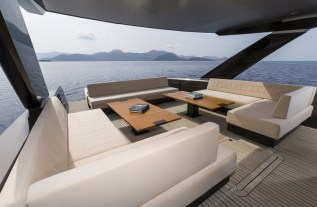 Photos : © Guido Cantini ph for Alia Yachts
