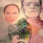 Tony Oursler - Creeping Physiognomy - 2011