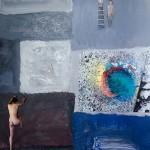 Tony Oursler - Just Slide - 2012