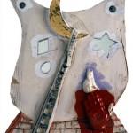 Giosetta Fioroni - Il Barone di Munchhausen - 2006