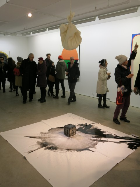 Takesada Matsutani @ Galerie Richard