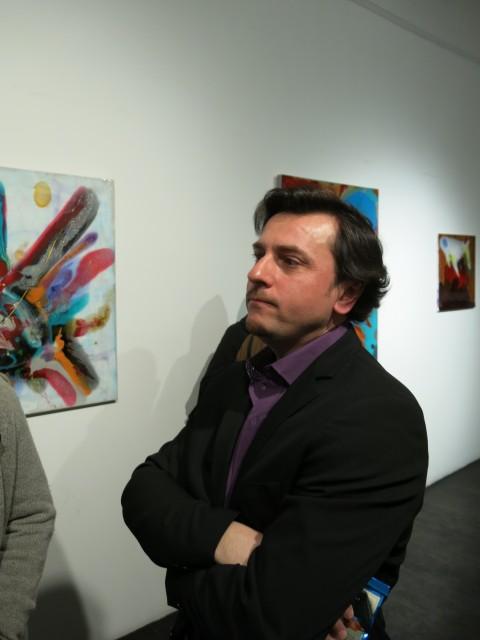 Javier Infantes @ Chrystoph Marten Salon