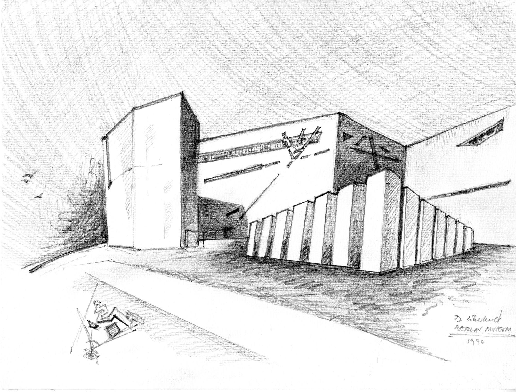 Daniel Libeskind Jewish Museum Berlin