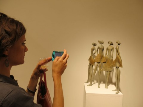 Carolina Rodriguez Baptista - Contemplando @ Porter Contemporary