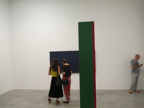 Anne Truitt @ Matthew Marks Gallery