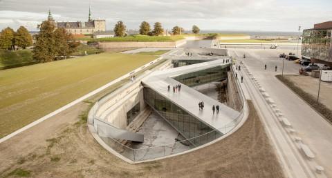 Il M:S Maritime Museum of Denmark, di BIG - Bjarke Ingels Group (foto Luca Santiago Mora)