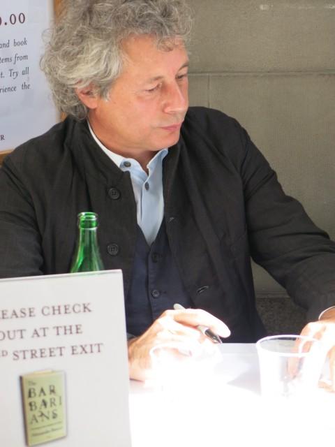 """Alessandro Baricco presenta a New York la versione inglese del suo """"I barbari"""""""