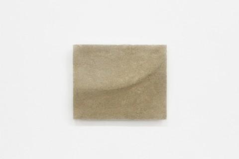 Renato Leotta, Piano Piano, (abitare il tempo, calco di una spiaggia dedicato ad una donna), 2014